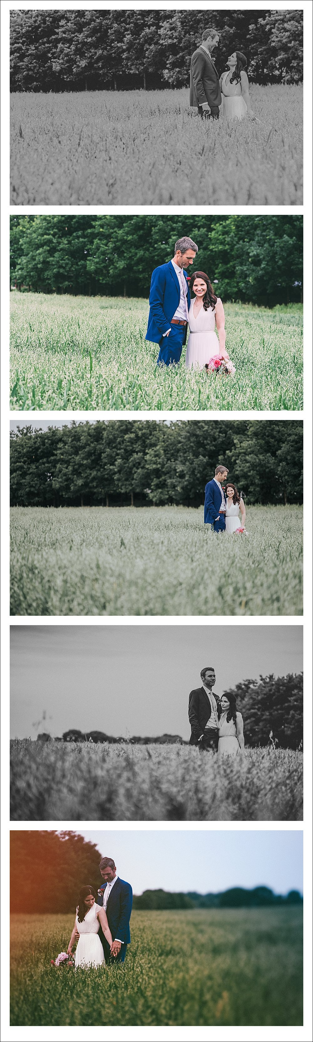 Smoke Grenade by Chris Deller Photography Tithe Barn Wedding
