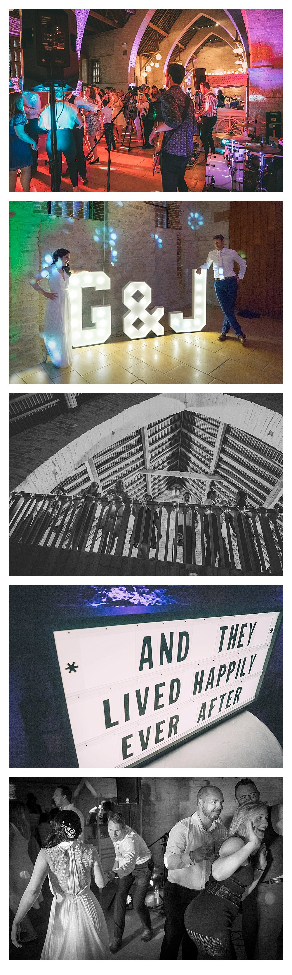 Chris Deller Photography Tithe Barn Wedding