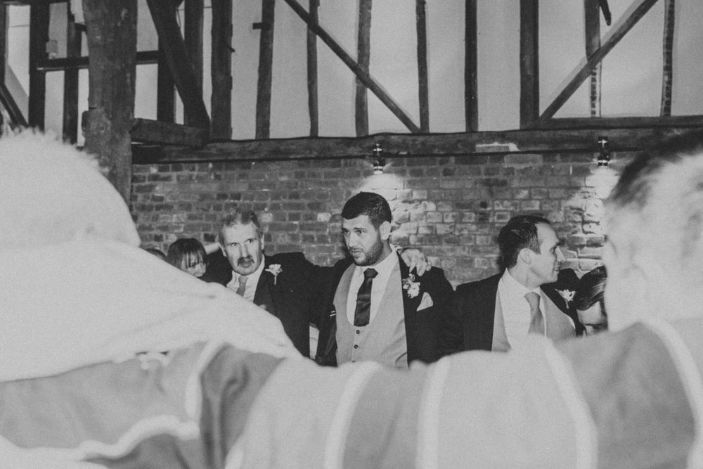 Lucy & James Wedding Photography at Cooling Castle Wedding by Chris Deller Photography