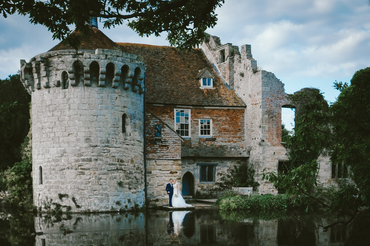 Dean & Lucy - Scotney Castle and Hotel du Vin Wedding Photography