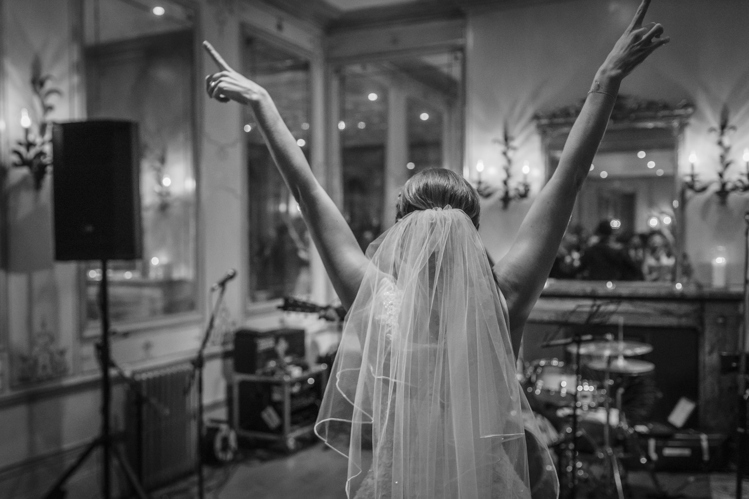 weddings at Hotel Du Vin - Bridal Portrait