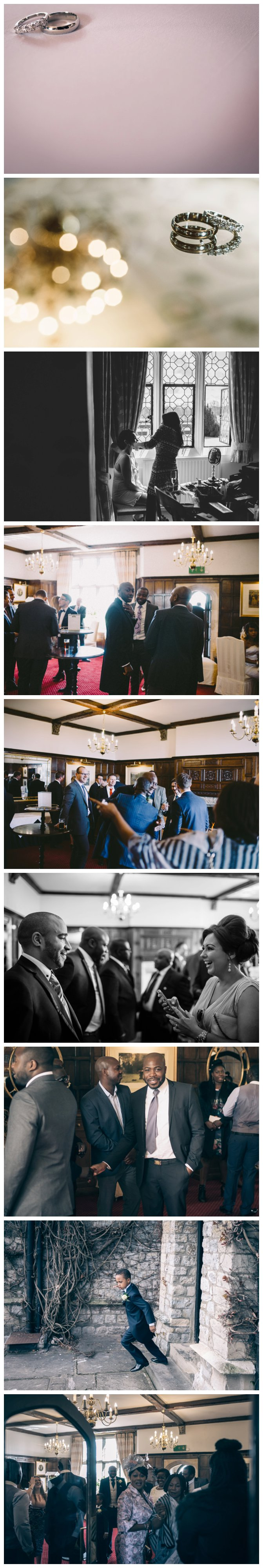 Eastwell Manor Wedding Photography by Chris Deller Photography