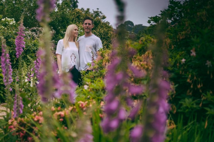 Pre Wedding Shoot at Gaynes Park Essex