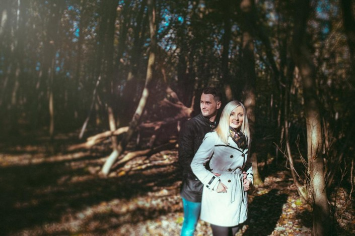 Pre Wedding Shoot at Old Kent Barn by Chris Deller Photography