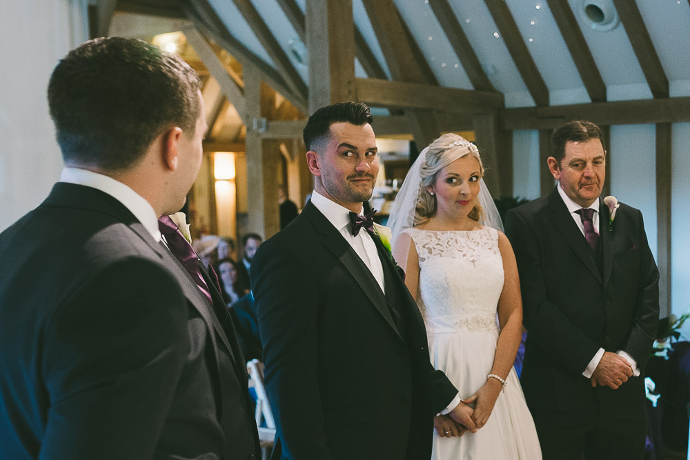 Old Kent Barn Wedding Photography by Chris Deller Photography kent weding photographer-0017