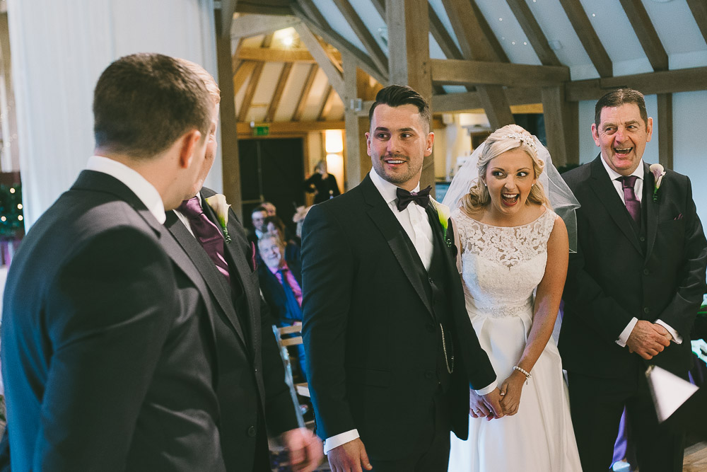 Old Kent Barn Wedding Photography by Chris Deller Photography kent weding photographer-0019