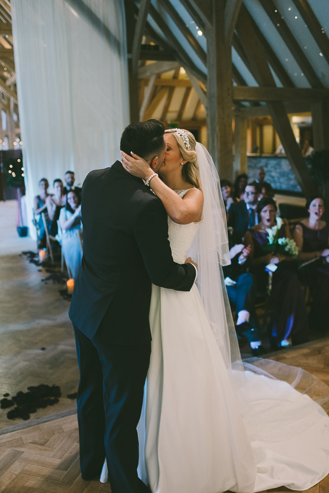 Old Kent Barn Wedding Photography by Chris Deller Photography kent weding photographer-0022
